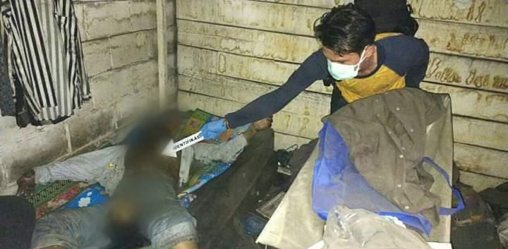 Mayat ditemukan warga Kota Jambi
