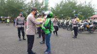 Polda Jambi bagikan paket Sembako