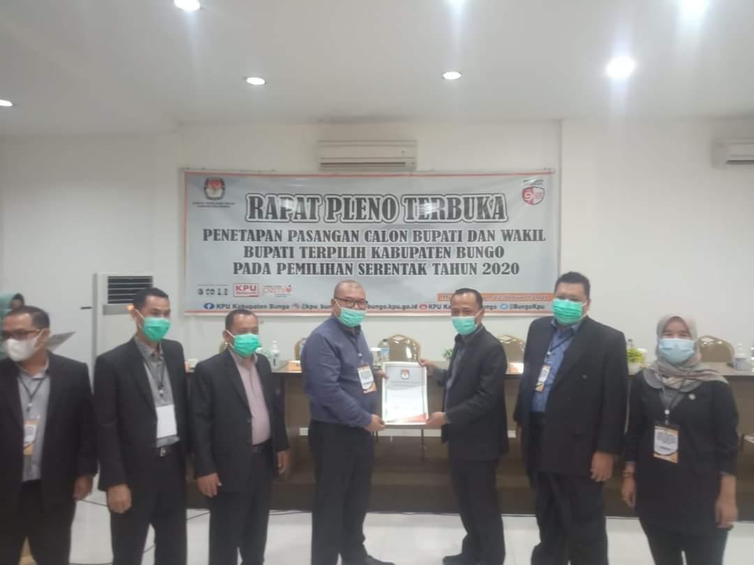 KPU Kabupaten Bungo