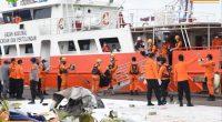 Pesawat Sriwijaya Air jatuh