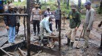 Pengeboran minyak ilegal di Muaro Jambi