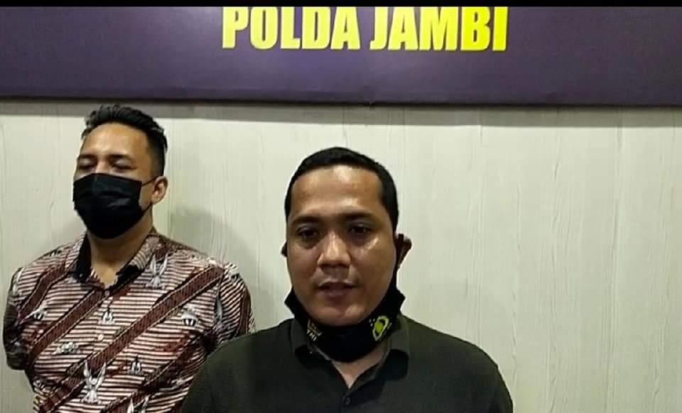 Kayu ilegal di Provinsi Jambi