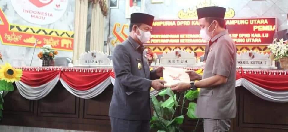 DPRD Lampung Utara