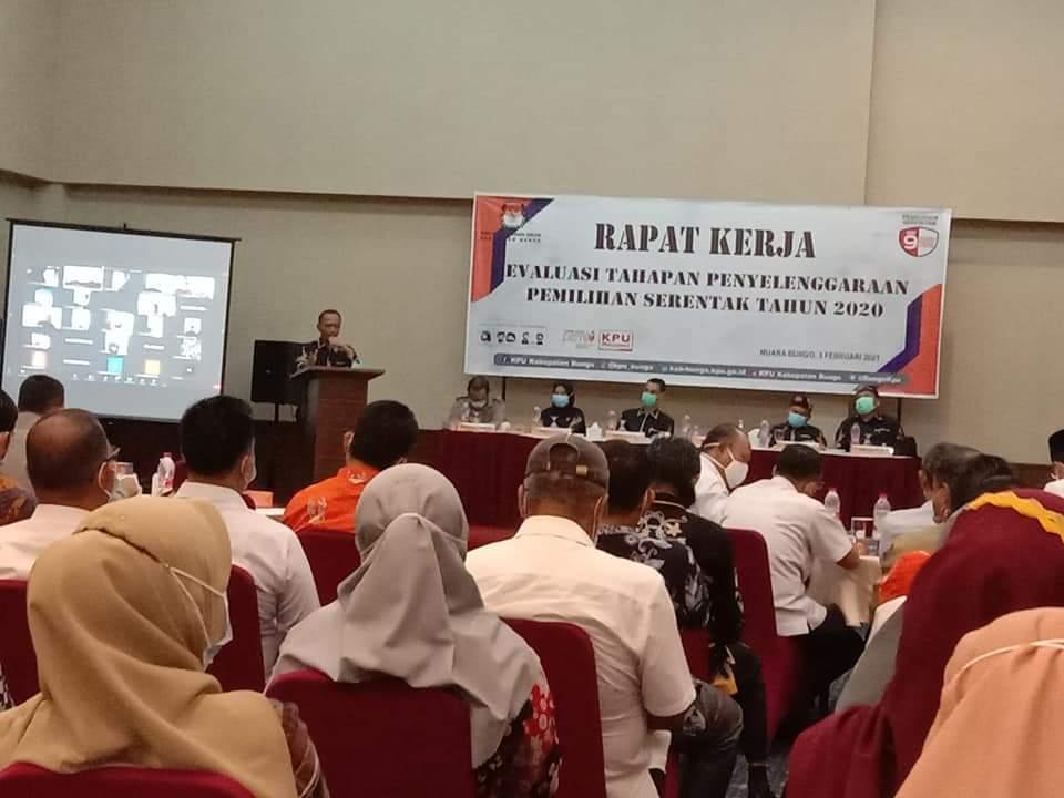 KPU Kabupaten Bungu