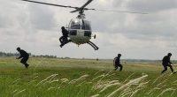 Helikopter penanganan Karhutla