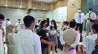 SMA Tanjung Jabung Barat melakukan party