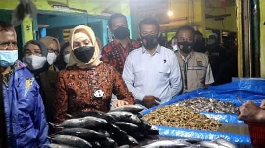 Harga daging di pasar Angso Duo