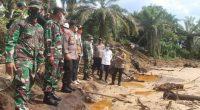 Sumur minyak ilegal di Batanghari