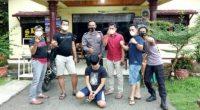 Anggota BPD ditangkap polisi