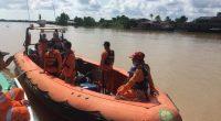 Pencarian korban kapal tenggelam di perairan Tanjabtim