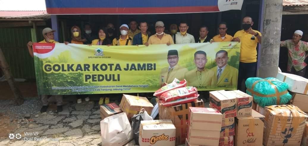 DPD partai Golkar Kota Jambi