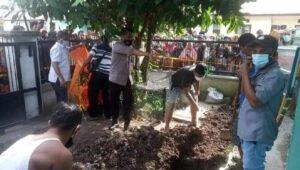 Mayat wanita dibunuh dalam septic tank