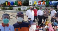 Vaksinasi massal di Sarolangun