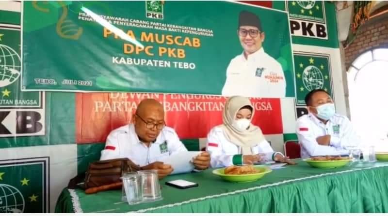 DPC PKB Kabupaten Tebo