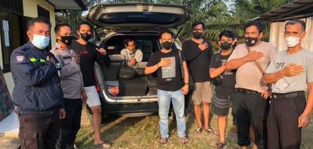 Pembunuhan di Kabupaten Tebo
