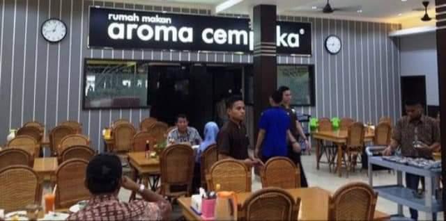 Aroma Cempaka