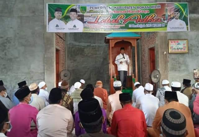 Khatib Idul Adha