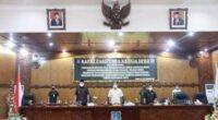 Paripurna APBD-P Kabupaten Tanjab Barat