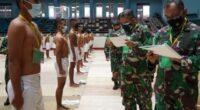 Sidang parade TNI AD