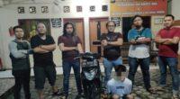 Pelajar pencuri motor di Kota Jambi