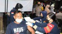 Razia vaksin Covid-19 di Kota Jambi