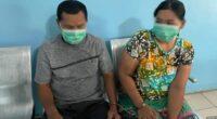 Suami istri di Bungo pengedar sabu